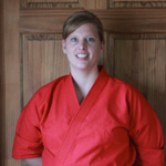 Sara Moore, Co-Owner and Chief Instructor, Plumer Karate America, Baraboo, WI location